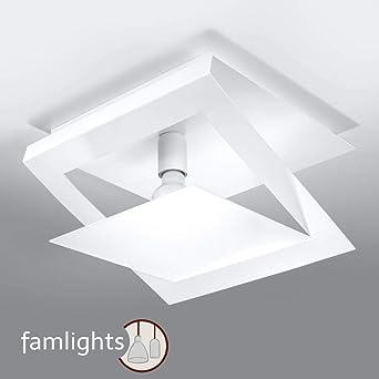 LED Deckenlampe Design Wohn Zimmer Lampen Küchen Leuchten Flur Strahler Spot
