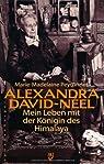 Alexandra David-Néel par Peyronnet