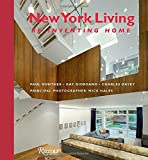 img - for New York Living: Re-Inventing Home book / textbook / text book