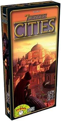 7 Wonders - Cities (Ampliación): Amazon.es: Juguetes y juegos