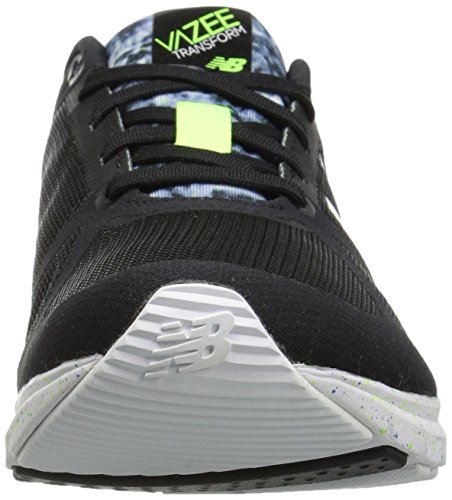 New Balance Womens Wx77 Cross Trainer Black / Tie Dye Grey / Graphic