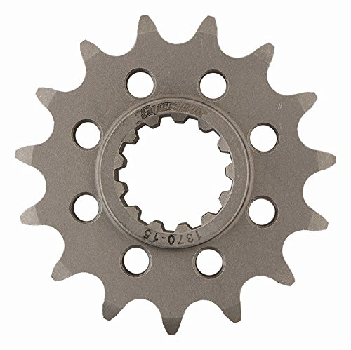 Supersprox CST-1590-14-1 Front Sprocket For Yamaha WR 250 R Dual Sport 08 09 10 11 12 13 14 15 16 17, WR 250 X Supermoto 08 09 10 11, YZ 250 F 01 02 03 04 05 06 07 08 09 10 11 12 13 14 15 16 17
