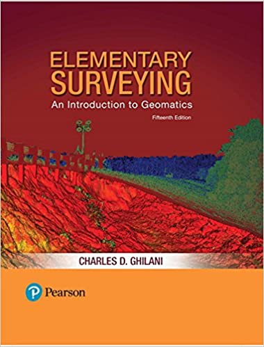 Elementary Surveying: An Introduction to Geomatics (15th Edition