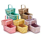 Burton & Burton Basket Easter Wood Childrens Party Supplies