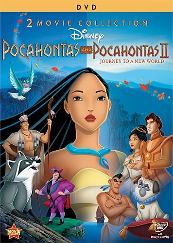 Pocahontas Two-Movie Special Edition (Pocahontas / Pocahontas II: Journey To A New World) by Mel Gibson