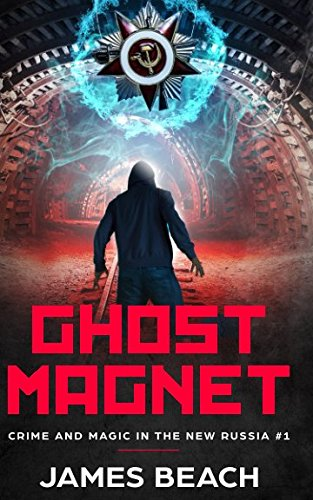 Ghost Magnet: Crime and Magic in the New Russia #1 PDF