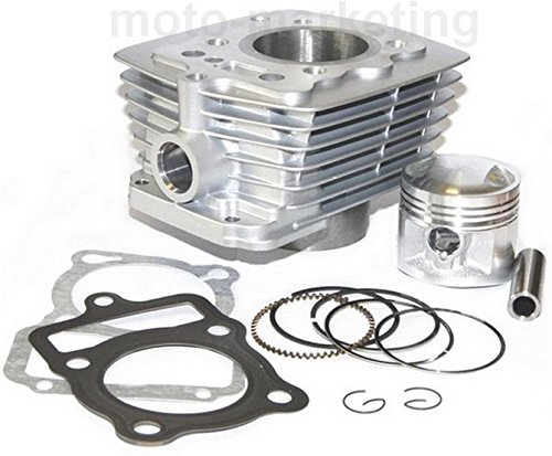 Other 125 cc CYLINDER BARREL PISTON PIN - mm KIT for KEEWAY SUPERLIGHT 125 old type Unbranded MPN_mx1_322278001706