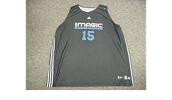 the latest 3ddf3 8c622 Vince Carter Orlando Magic Practice/Summer League Jersey at ...