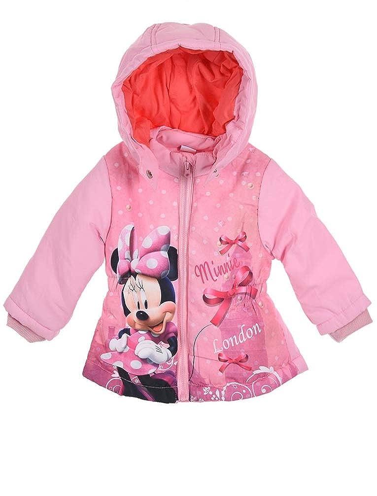 Minnie Mouse Bambina Giacca Cappuccio