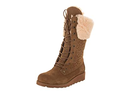 3962b651a32 BEARPAW Women s Kylie Boot Hickory II Size 5 B(M) US