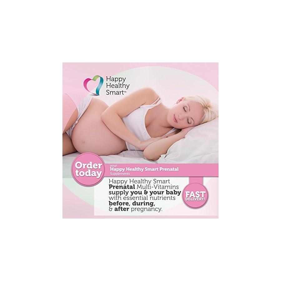 Happy Healthy Smart Prenatal Vitamins