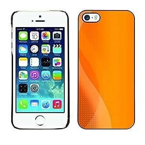 All Phone Most Case / Hard PC Metal piece Shell Slim Cover Protective Case Carcasa Funda Caso de protección para Apple Iphone 5 / 5S orange play console logo sun summer