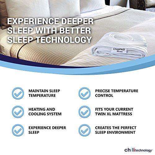Amazoncom Split King Twin XL ChiliPad Cube Single Zone - Rent invoice format in word online mattress store