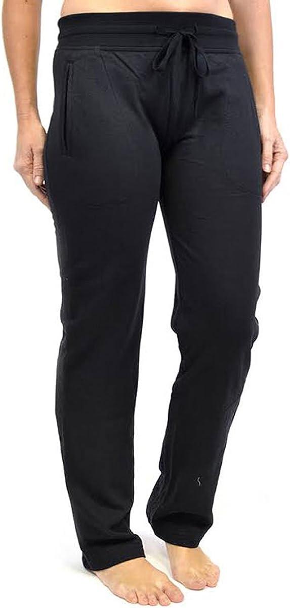 Mujer Jogging Gimnasio Tracking Pantalones De Chándal - algodón ...