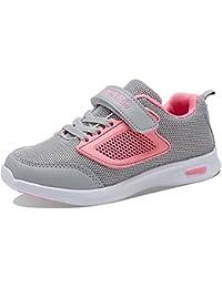 Kids Running Shoes for Boys Girls Athletic Tennis Walking...