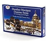 Dresden Marzipan Domino Dices by Dr Quendt (7.1 ounce)
