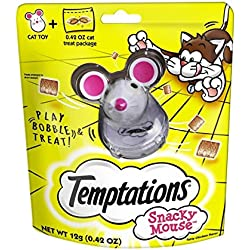 Temptations Snacky Mouse Starter Kit 0.42oz (Pack of 2)