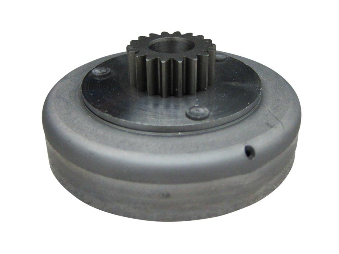 66//80cc Bullet Train Electric Start Engine Automatic Clutch