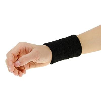 BXT Breathable Basketball Wrap Wrist Brace sweatband(ONE PIECE)