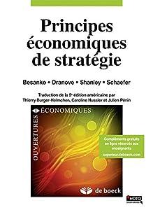 Principes économiques de stratégie (French Edition)