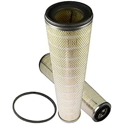 Luber-finer LAF8044 Heavy Duty Air Filter: Automotive