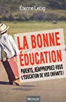 La bonne éducation par Liebig