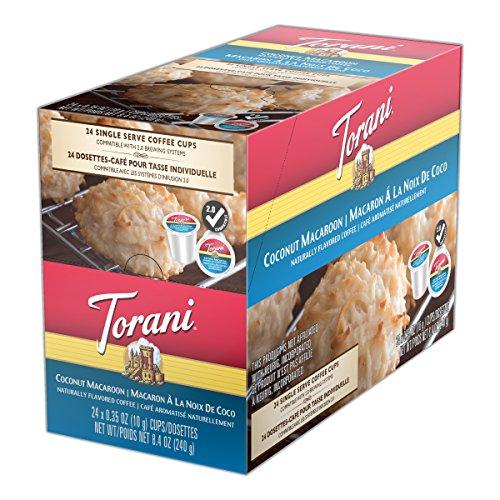 Torani Coffee Coconut Macaroon Count product image