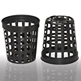 200 1.75 Inch Net Slit Pots for Hydroponic Aeroponic Use For Sale