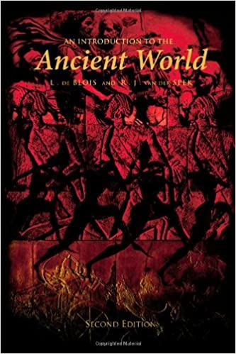 Book An Introduction to the Ancient World by Lukas De Blois (2008-09-24)