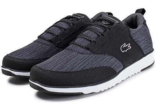 5 L Lacoste Blanco Black Ight 317 Negro ZqnnwRxBa