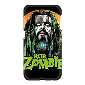 Samsung Galaxy S6 DPe1796IXUn Customized High-definition Rob Zombie Series Great Cell-phone Hard Cover -TimeaJoyce
