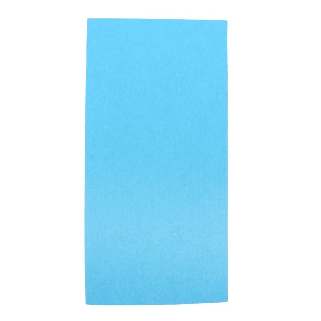 20 x 10 cm AOD Desconocido Kit de Parches de reparaci/ón Impermeables para Saco de Dormir colchones inflables