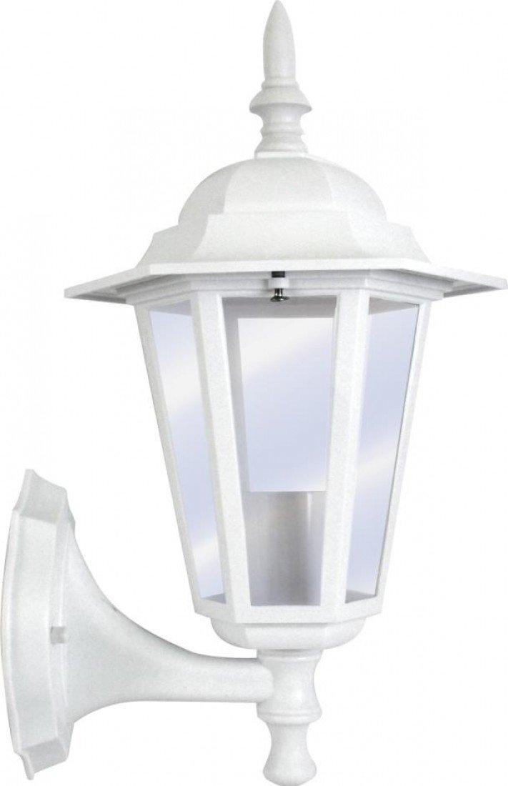 Eterna L60B IP44 Rated Traditional Full Lantern - Black Light&Link
