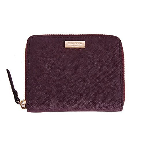 Kate Spade Darci Laurel Way Leather Zip Around Medium Wallet