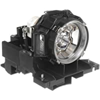DT00873 - Lamp With Housing For Hitachi CP-WX625, CP-SX635, CP-WUX645N, CP-X809, CP-WUX645, CPWX625LAMP Projectors by Comoze Lamps
