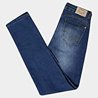 Calça Jeans Cigarrete Biotipo Plus Size Feminina