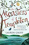 Front cover for the book The Monsters of Templeton by Lauren Groff
