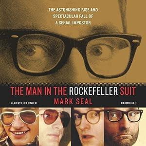The Man in the Rockefeller Suit Audiobook