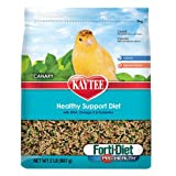 Kaytee Forti Diet Pro Health Food for Canaries, 25-Pound, My Pet Supplies