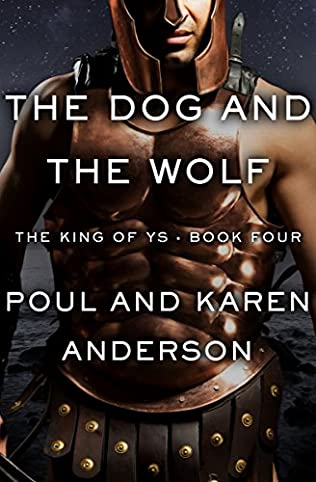book cover of The Dog and the Wolf