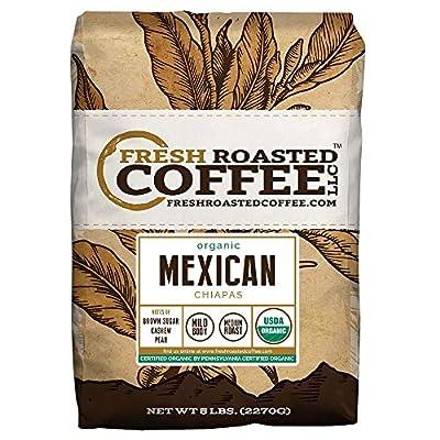 Fresh Roasted Coffee LLC, Mexican Chiapas Organic Coffee