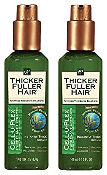 Thicker Fuller Hair Instantly Thick Serum, pack of 2