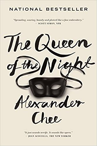 Image result for queen of the night book