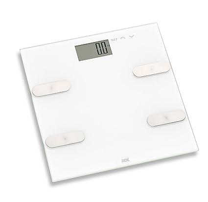 ADE ba1702 grasa corporal Báscula Báscula de análisis para exactas Identificación de peso, grasa corporal