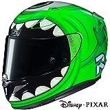 HJC(エイチジェイシー) バイクヘルメット フルフェイス (サイズ:XL) PIXAR RPHA11 MIKE WAZOWSKI(マイク ワゾウスキ) HJH155