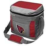 cardinals cooler - Rawlings NFL Soft-Sided Insulated Cooler Bag, 16-Can Capacity with Ice