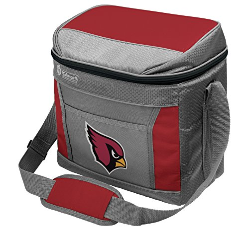 Rawlings NFL Soft-Sided Insulated Cooler Bag, 16-Can Capacity with Ice