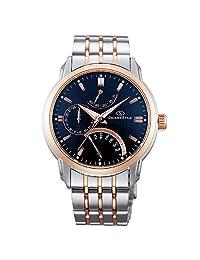 Orient Star Retrograde Day Watch with Date, Power Reserve, Sapphire Crystal DE00004D