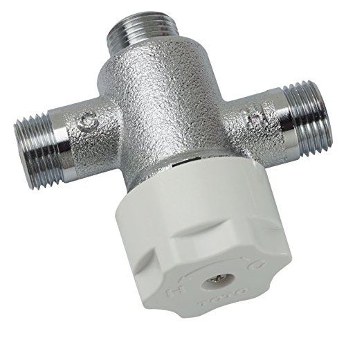 (TOTO TLT10R EcoPower Thermostatic Mixing Valve for Lavatory Faucets)