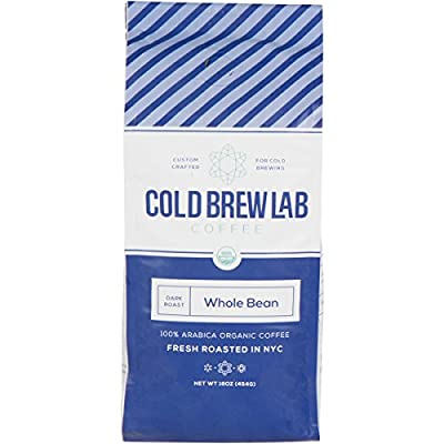 Cold Brew Lab Organic Coffee Crafted for Cold Brewing by Cold Brew Lab